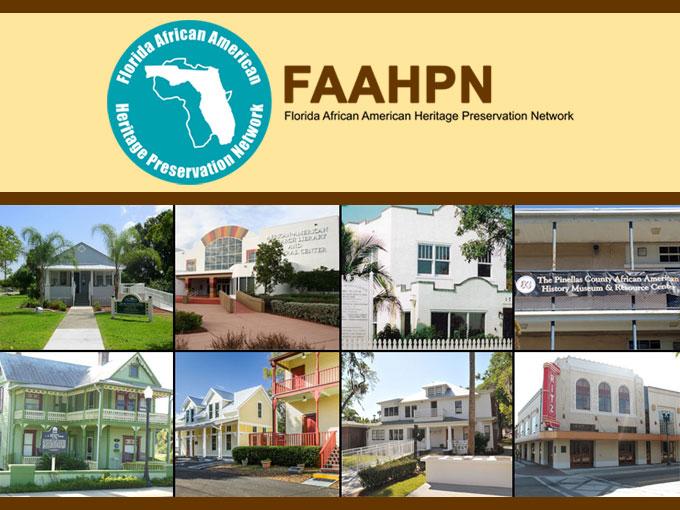 Florida African American Heritage Preservation Network